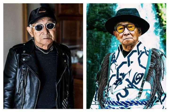 85-летний дедуля одолжил вещи внука и стал звездой в ...
