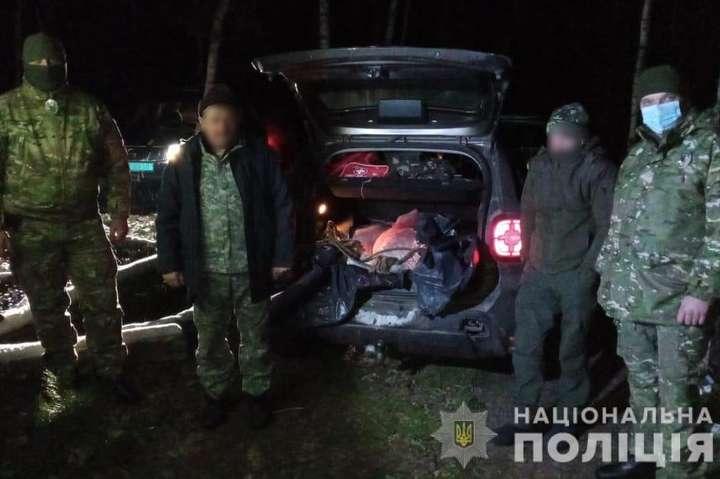 Працівники Чорнобильського заповідника попались на ...