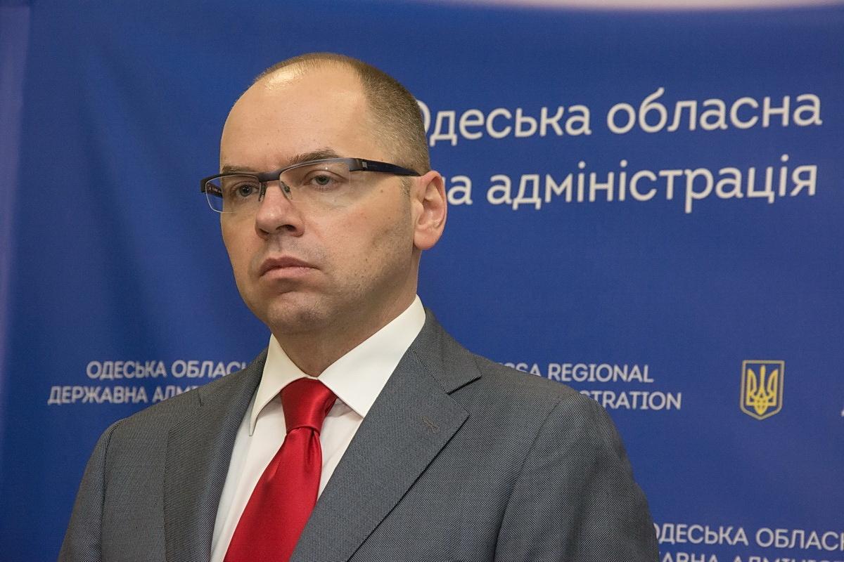 Голова Одеської ОДА Максим Степанов