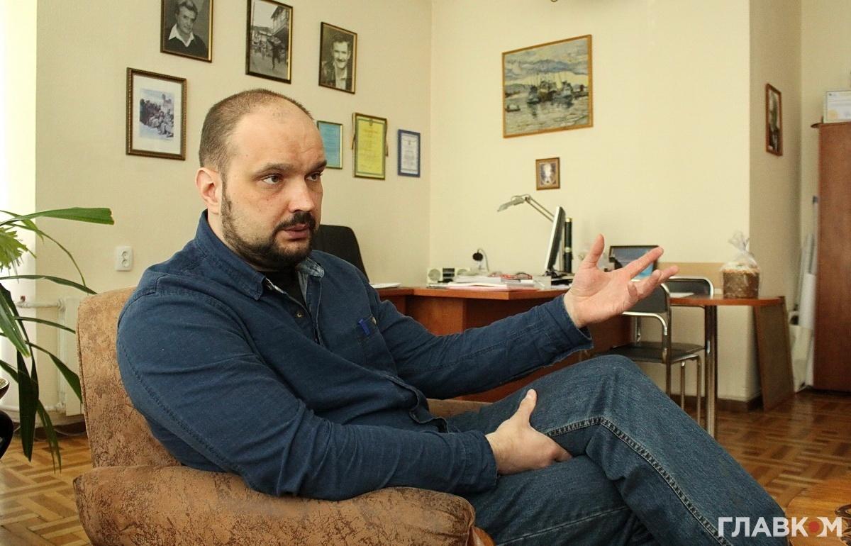 Режисер Тарас Ткаченко