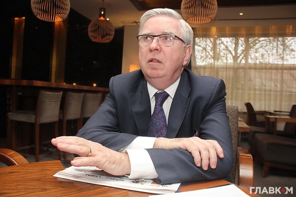 Колишній голова Європарламенту Пет Кокс
