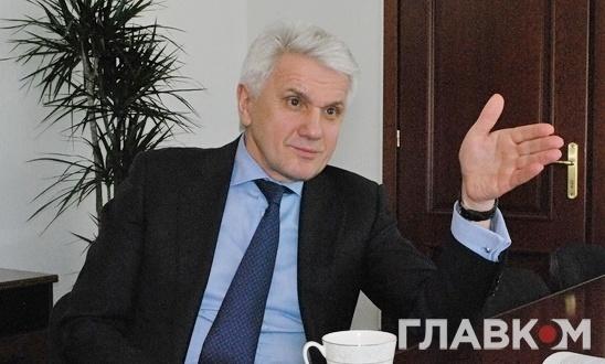 Народний депутат Володимир Литвин