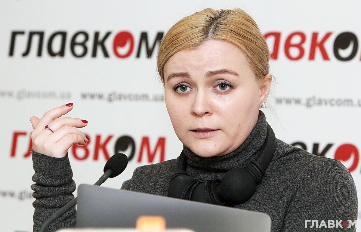 Світлана Матвієнко