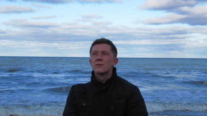 Журналіст «Дождя» Сергій Єрженков