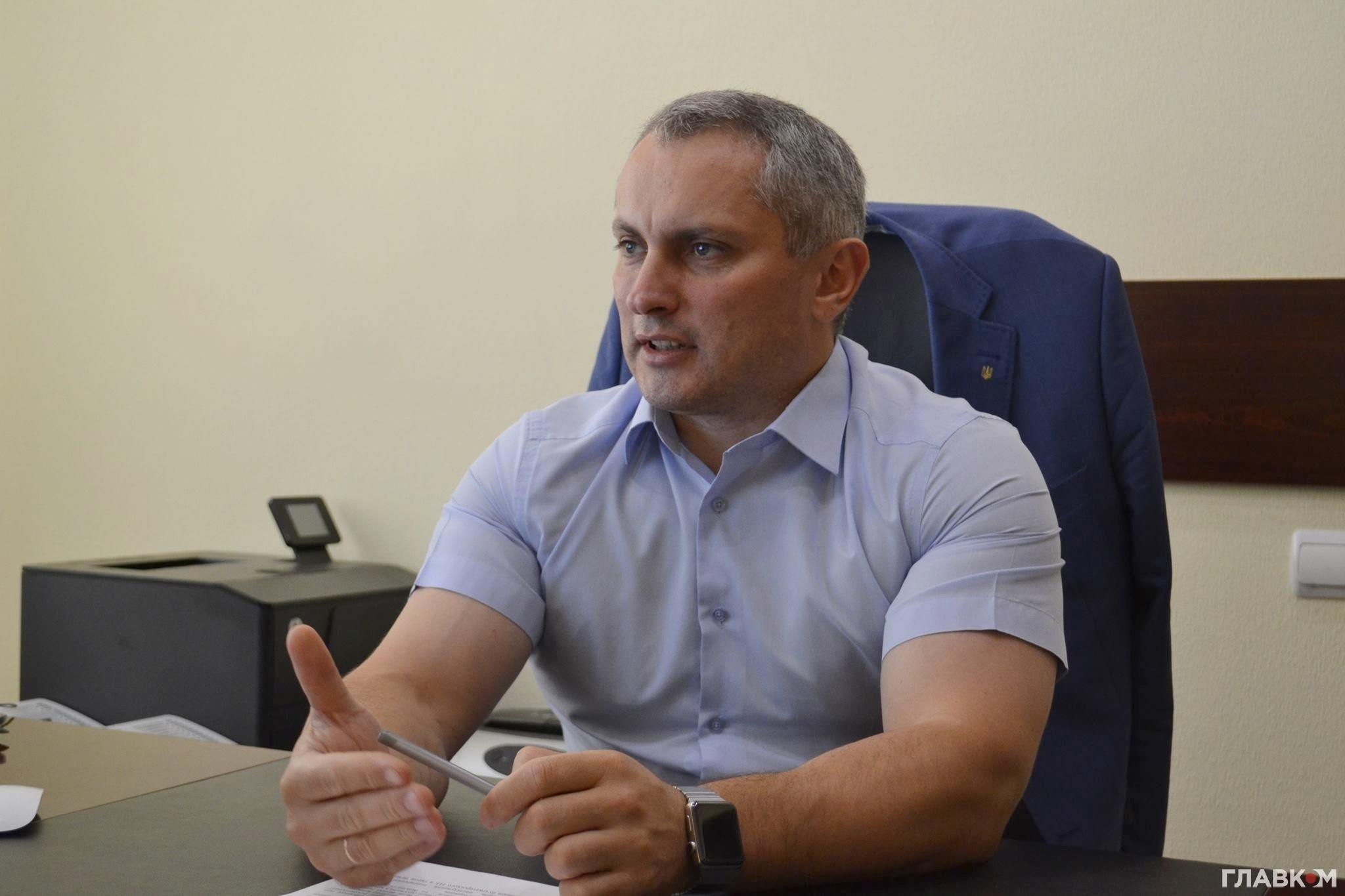 Глава кіберполіції Сергій Демедюк