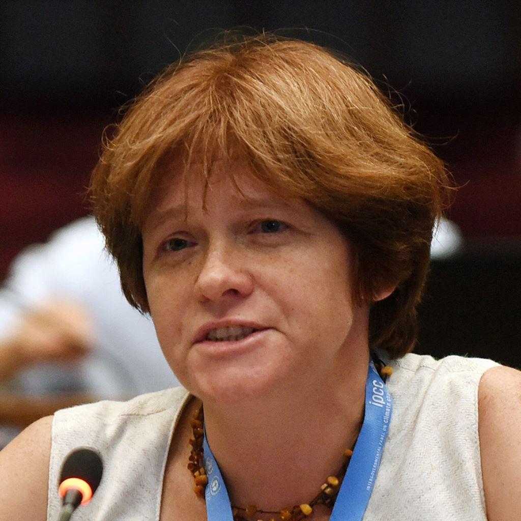 Кліматолог Світлана Краковська
