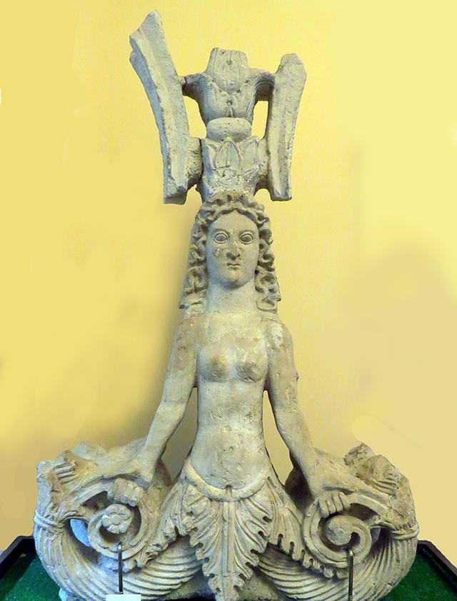 Змієнога богиня