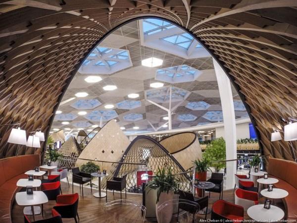 Фото: 1 - Самый красивый аэропорт в мире: Баку ...