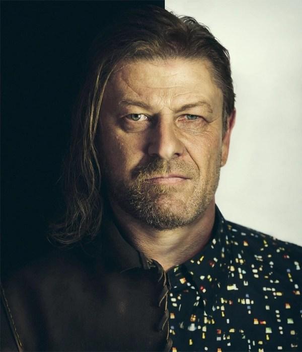 Фото: 3 - Итальянский дизайнер совместил фото актеров из ...