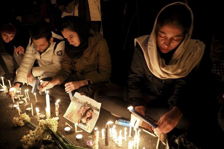 У Ірані набирають сили антиурядові протести через авіакатастрофу лайнера МАУ