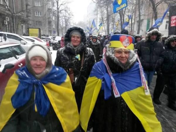 Сотни активистов Евромайдана отправились к Пшонке (ФОТО ...