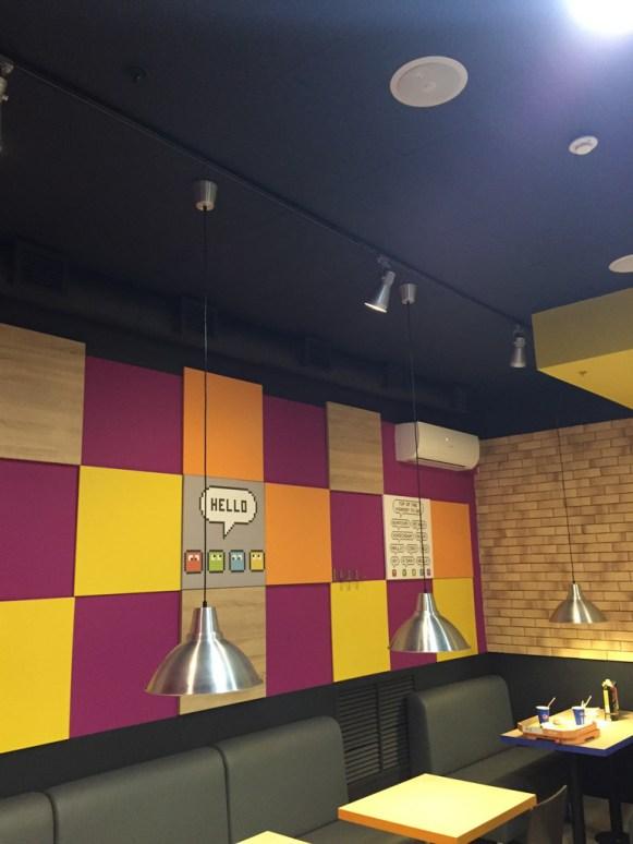 Установка системы вентиляции и кондиционирования в пиццерии. Москва. Фото 11