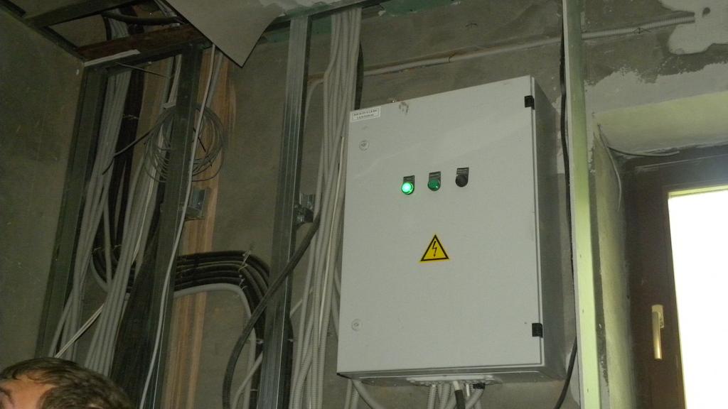 Монтаж системы вентиляции и кондиционирования в частном доме. Московская область. Фото 12