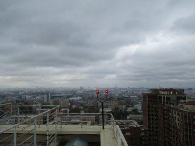 Монтажные работы. Виды города