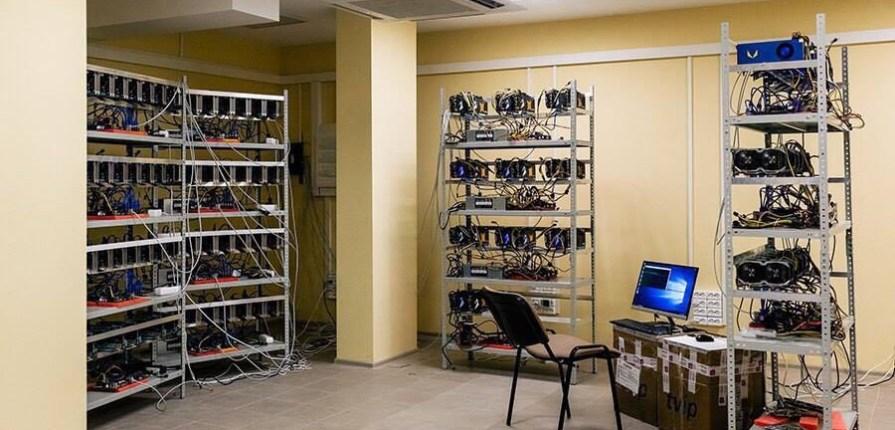 """Системы кондиционирования для """"Ферм для добыче криптовалюты"""""""