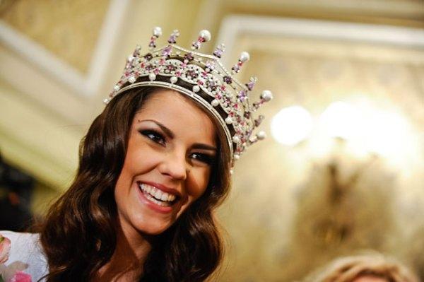 """""""Мисс Украина-2012"""" стала брюнетка из Харькова (+фото ..."""