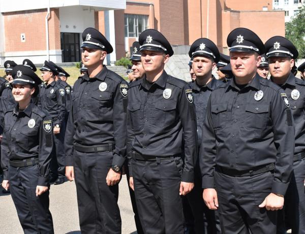 quotАкадемия полицииquot выпустила первых полицейских Новости