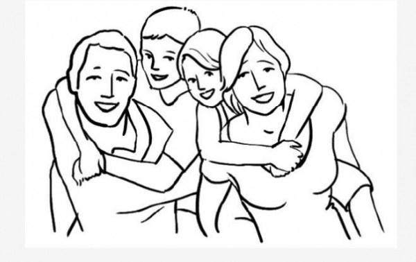Мини-сочинение на тему «Моя семья». Краткий рассказ про семью