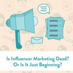 Is Influencer Marketing Dead? Or Is It Just Beginning?