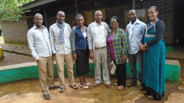 ATTSVE project staff, Gender & HIV:AIDS focal persons at Soddo ATVET