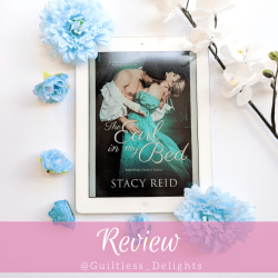 Book Review: The Earl in My Bed by Stacy Reid