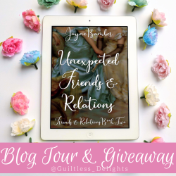 Blog Tour and Giveaway:Unexpected Friends & Relations by Jayne Bamber