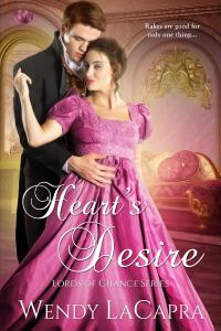 Blog Tour and Giveaway: Heart's Desire by Wendy LaCarpa