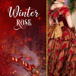 Cover Reveal: Winter Rose by Leona Bushman