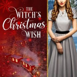 Cover Reveal: The Witch's Christmas Wish by Rebecca Lovell