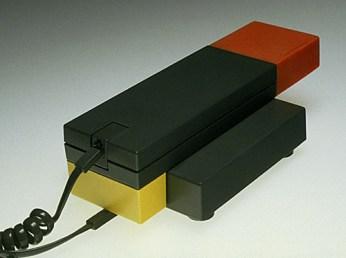 Memphis 80s Designed phone