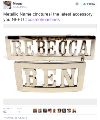 cosmoheadlines_Metallic Name Cinctures