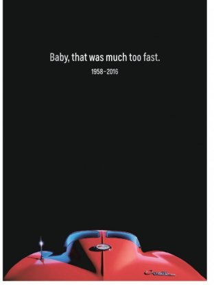 Prince RIP Full Length Ad for Chevrolet Little Red Corvette