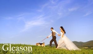 Tax Tips for the Newly Married