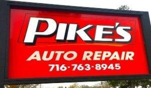 Pike's Auto Repair
