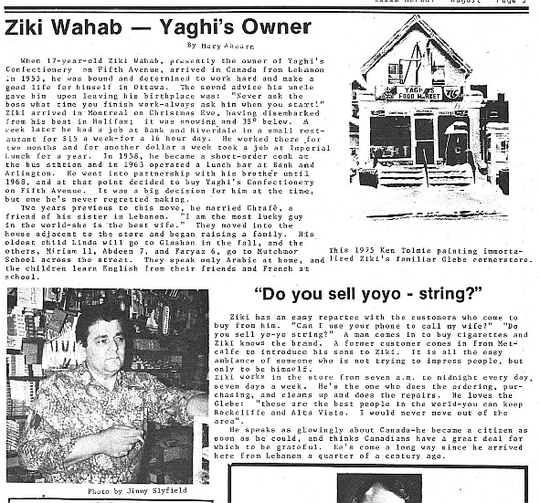 Yaghi's - A Century of Convenience on Fifth Ave. Ending (2/2)