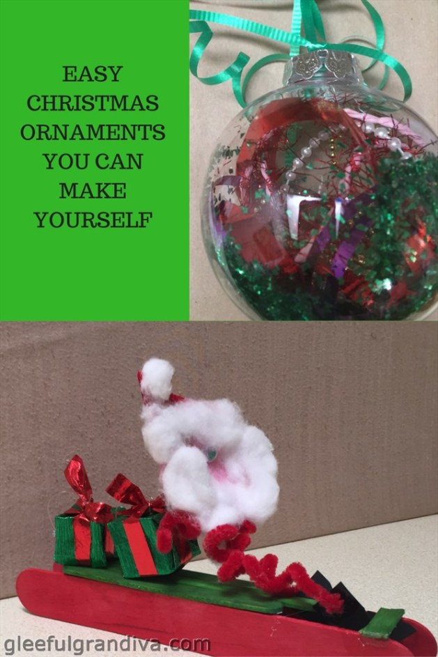 easy Christmas ornaments picture