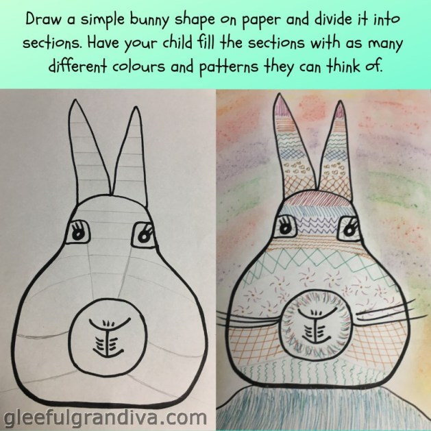 bunny crafts picture