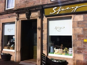 Speyside Larder. Exceptional selection of quality produc, whisky and gifts.