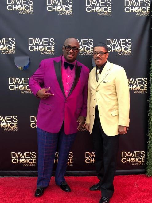 Mr. Cannon @ 2018 Daves Choice Awards