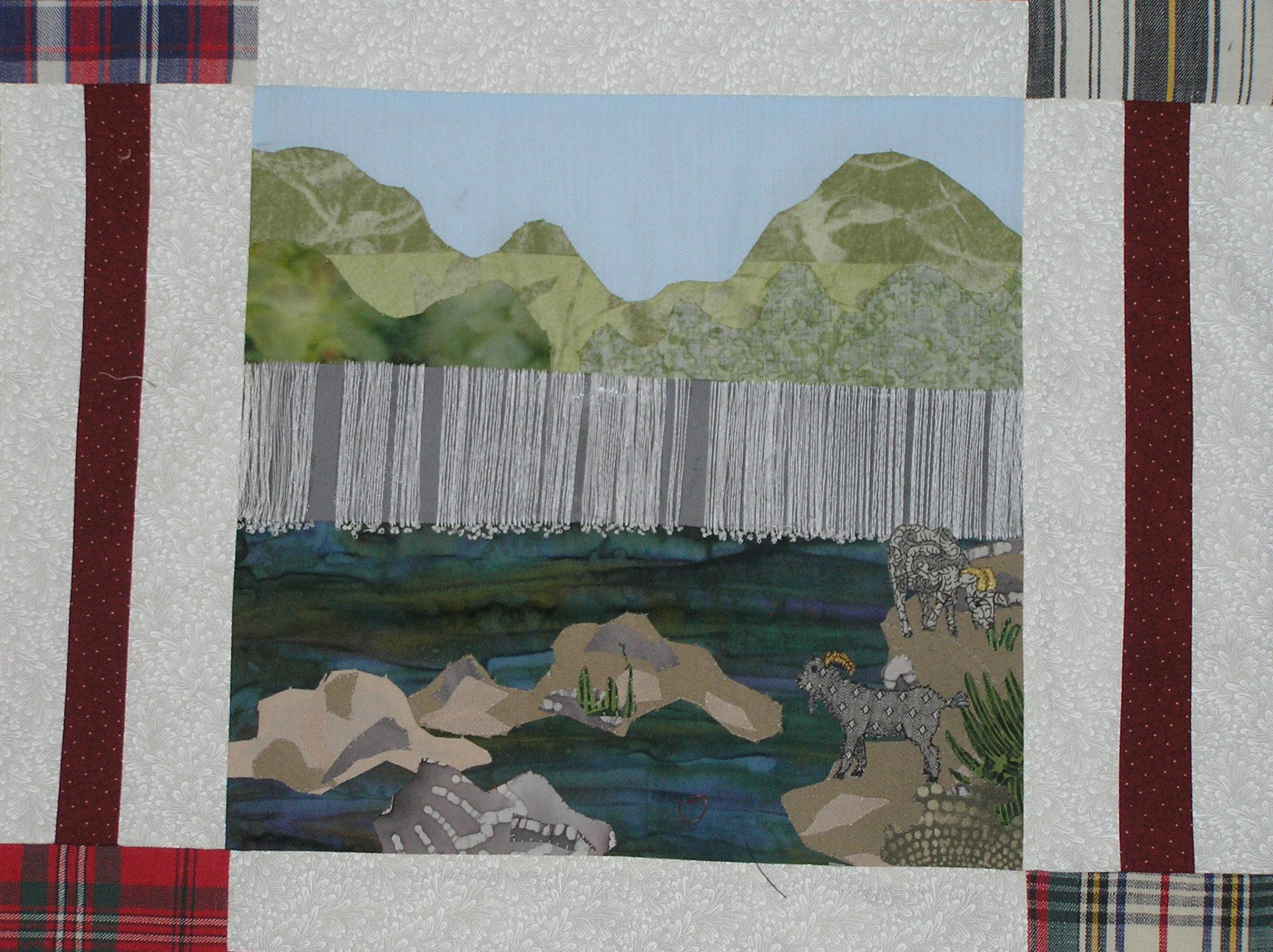 Glencoe Dam
