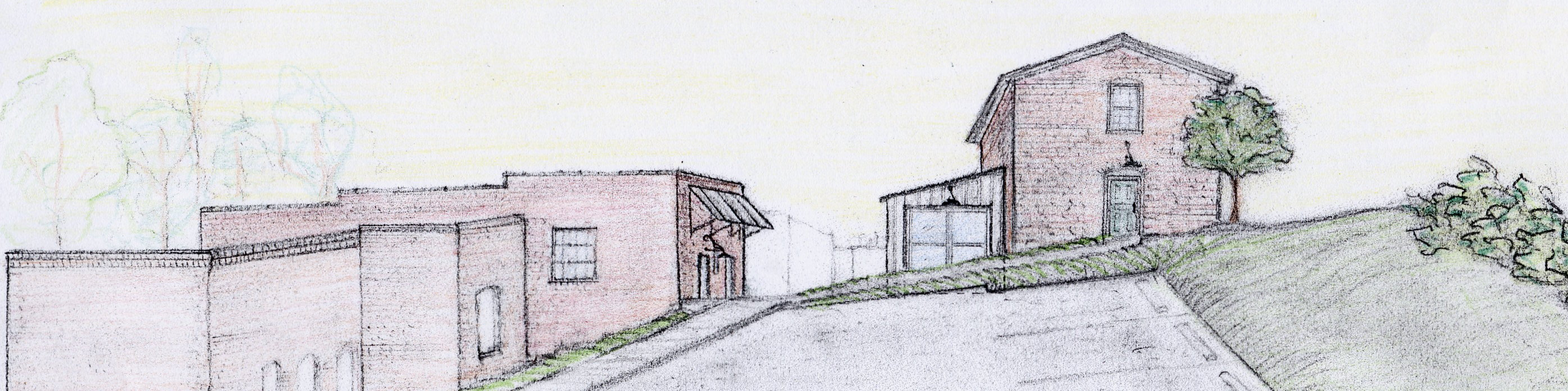 Conceptual drawing for Phase 1