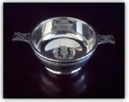 Ceremonial Rituals Quaich or Loving Cup