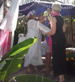 Getting married with Glenda J Ashleigh Brisbane's Really Good Celebrant