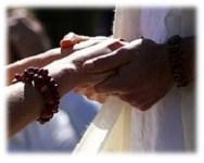 Ceremonial Rituals Holding Hands