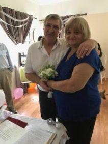 wedding happiness moment by Glenda Ashleigh