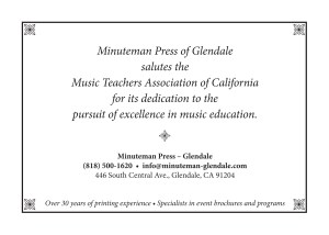 Minuteman Press of Glendale