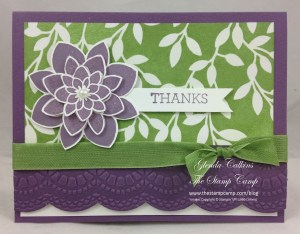 Crazy about You Irresistibly Yours Specialty Designer Series Paper