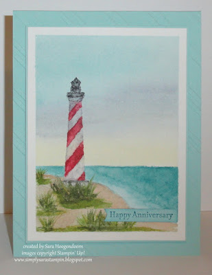 Stampin' Up! From Land to Sea (4)