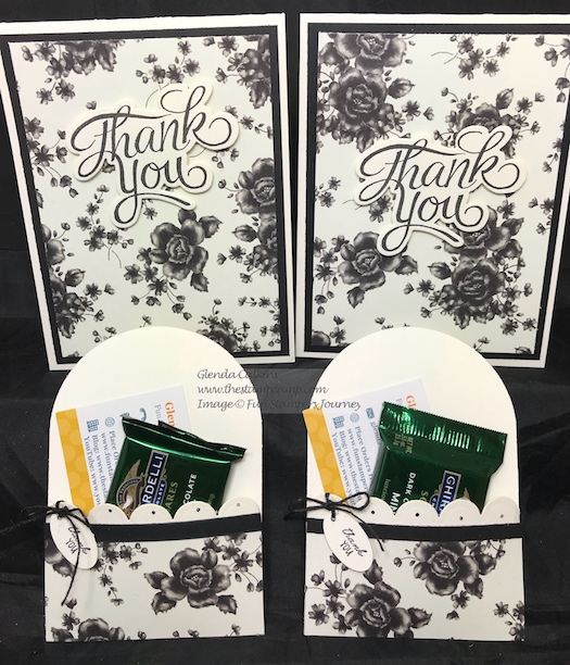 Scallop Pocket, Fun Stampers Journey, Everyday Script Bundle, thestampcamp