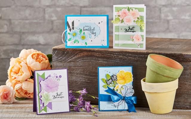 April Bloom Box, Love Life, Fun Stampers Journey, glendasblog